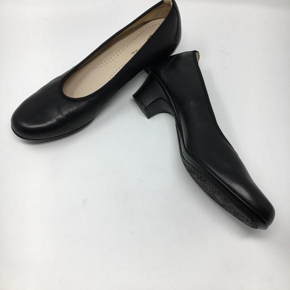 3a09c949fd6e SAS womens comfort Milano pumps black size 11N. M 5b70ce98aaa5b846711e25bf